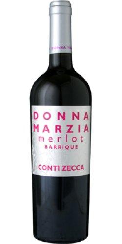 画像1: ドンナ・マルツィア メルロー オーク樽熟成 2020 コンティ・ゼッカ