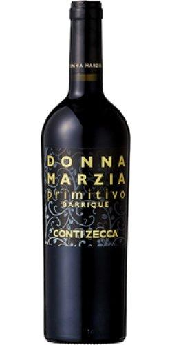 画像1: ドンナ・マルツィア プリミティーヴォ オーク樽熟成 2018 コンティ・ゼッカ