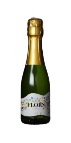 画像1: フロールス カバ ブルット 200ml NV ジョゼップ・マザックス (スペイン:ベビーボトル)